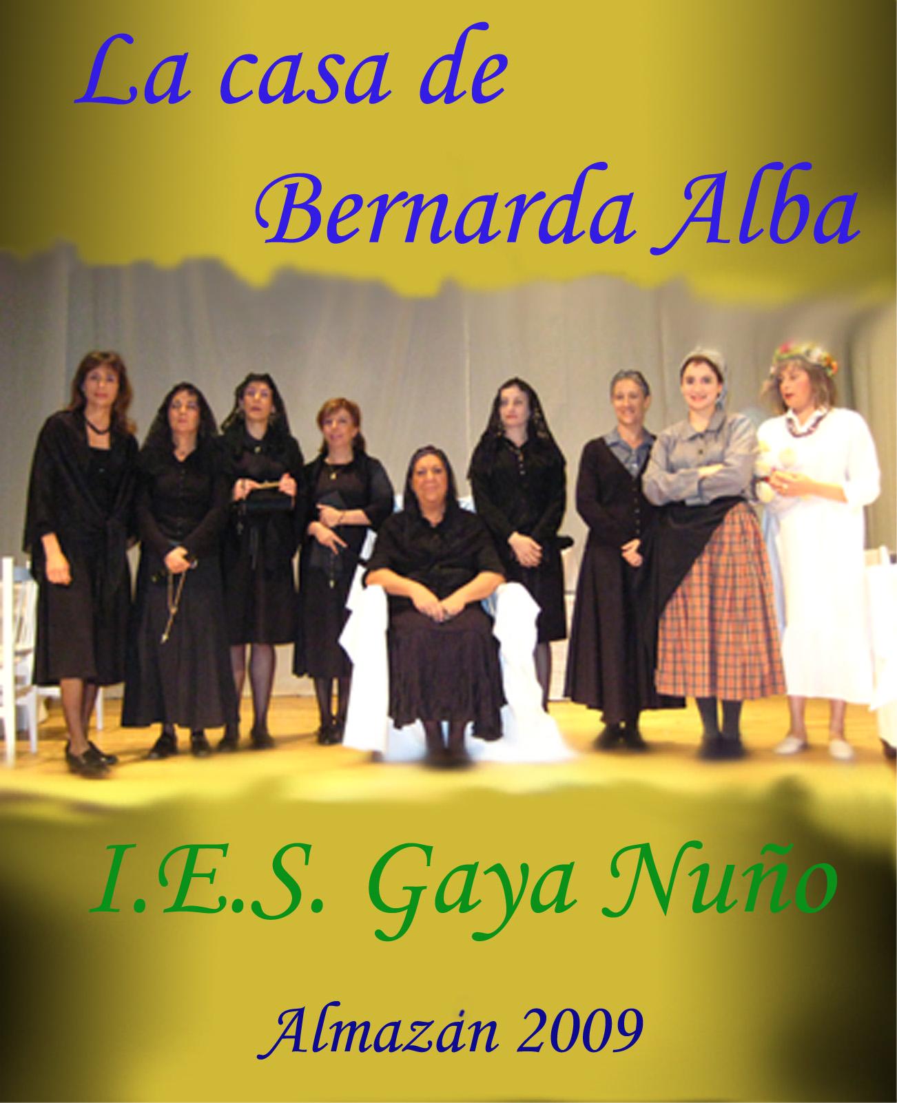 GAYA NUÑO ALMAZAN